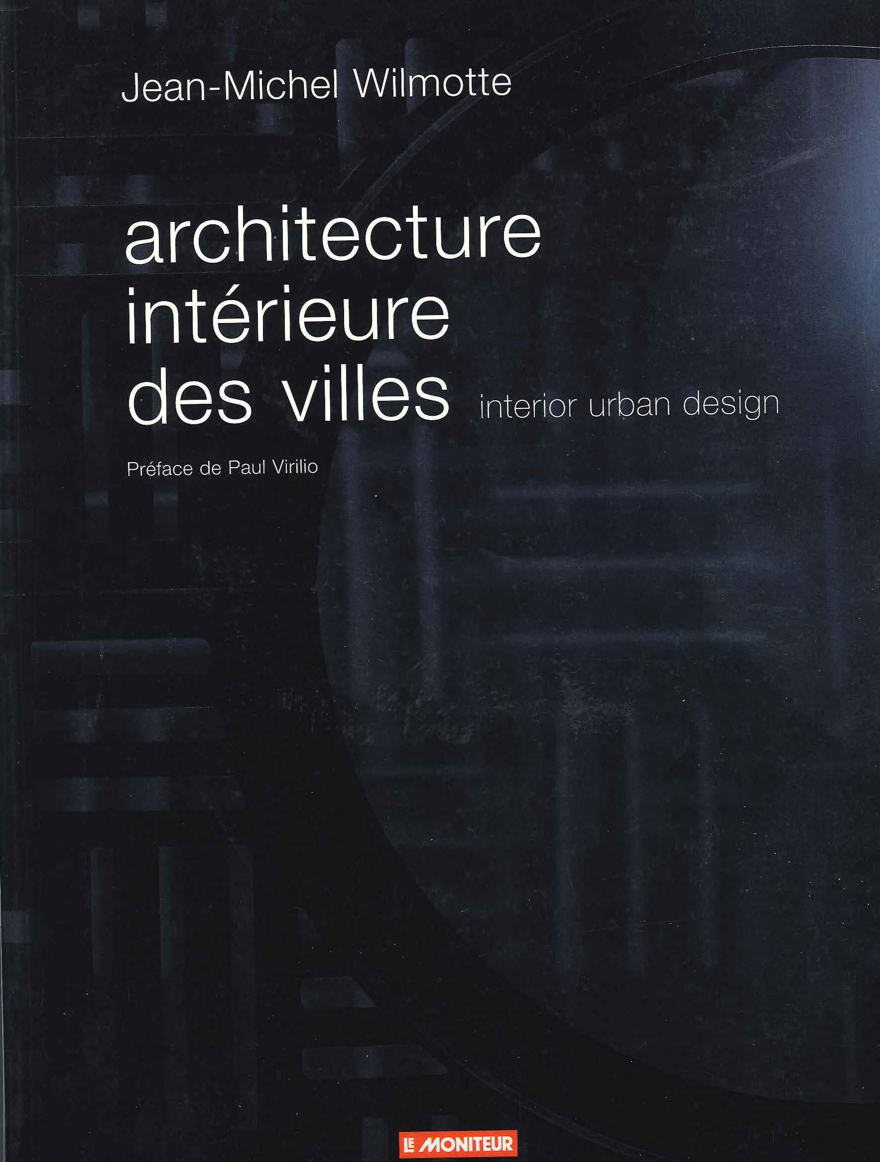 Architecture intérieure des villes