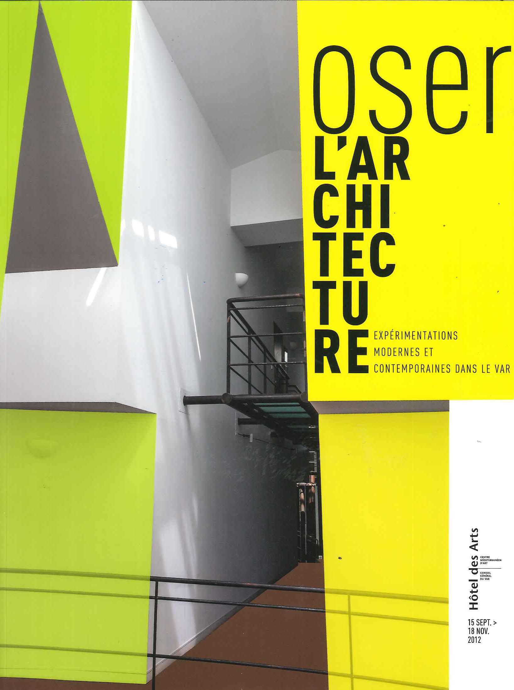 Oser l'Architecture