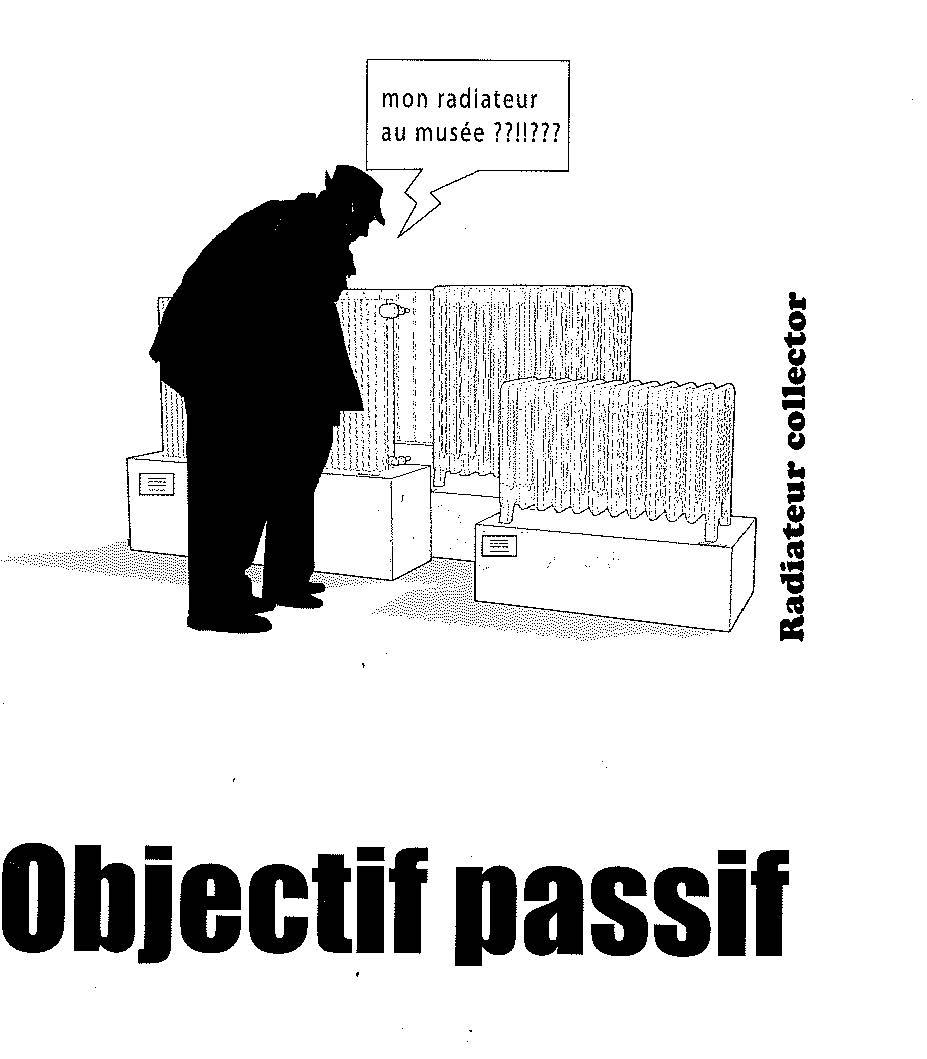 Objectif passif