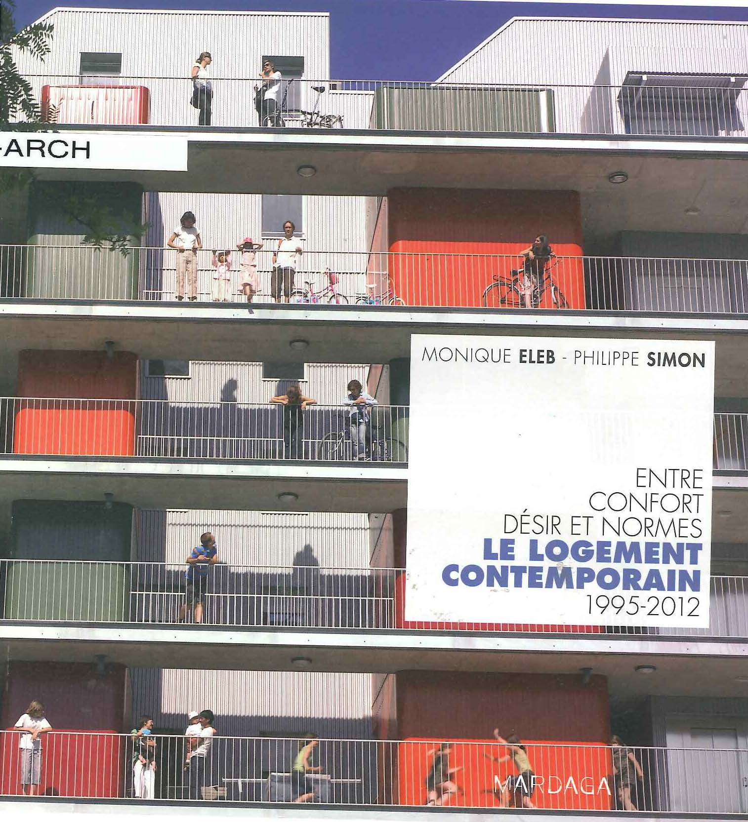 Le logement contemporain 1995-2012