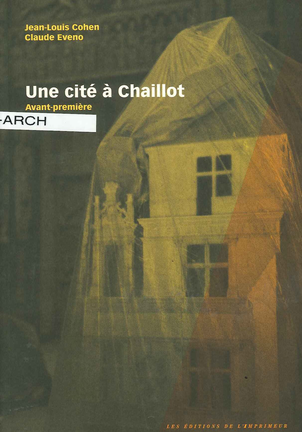 Une cité à Chaillot