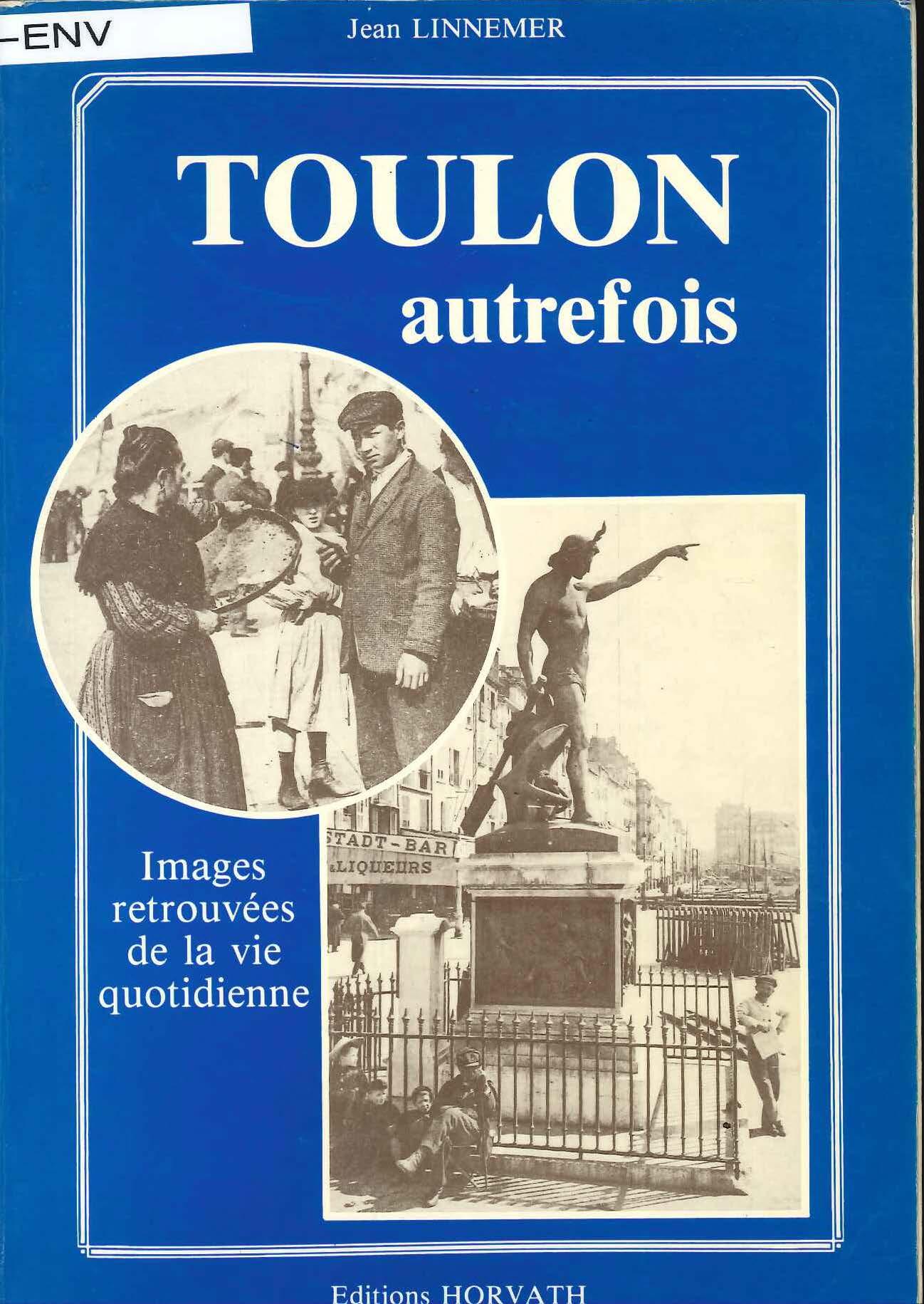 Toulon autrefois