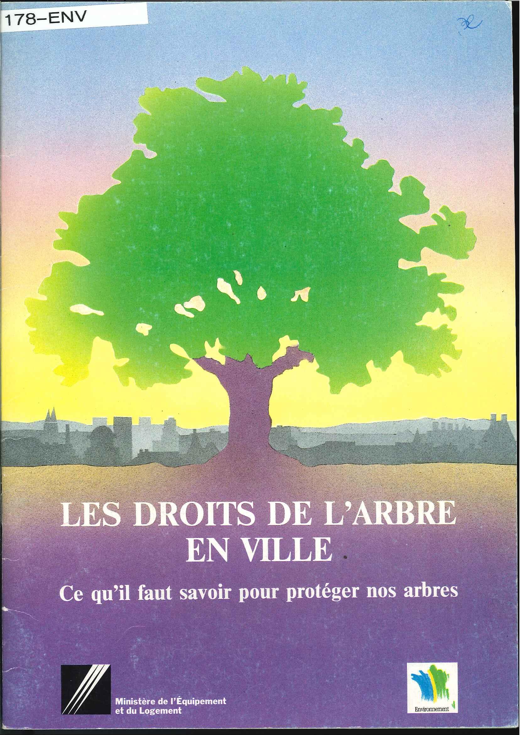 Les droits de l'arbre en ville
