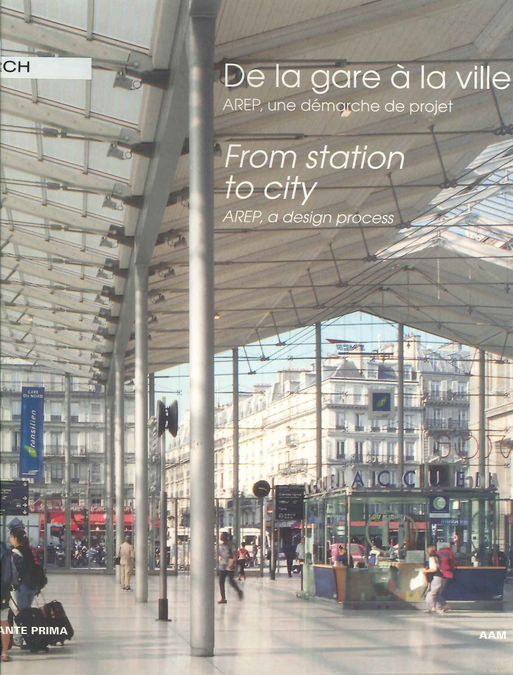 De la gare à la ville