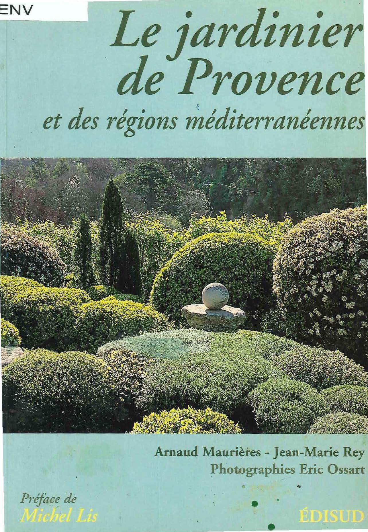 Le Jardinier de Provence
