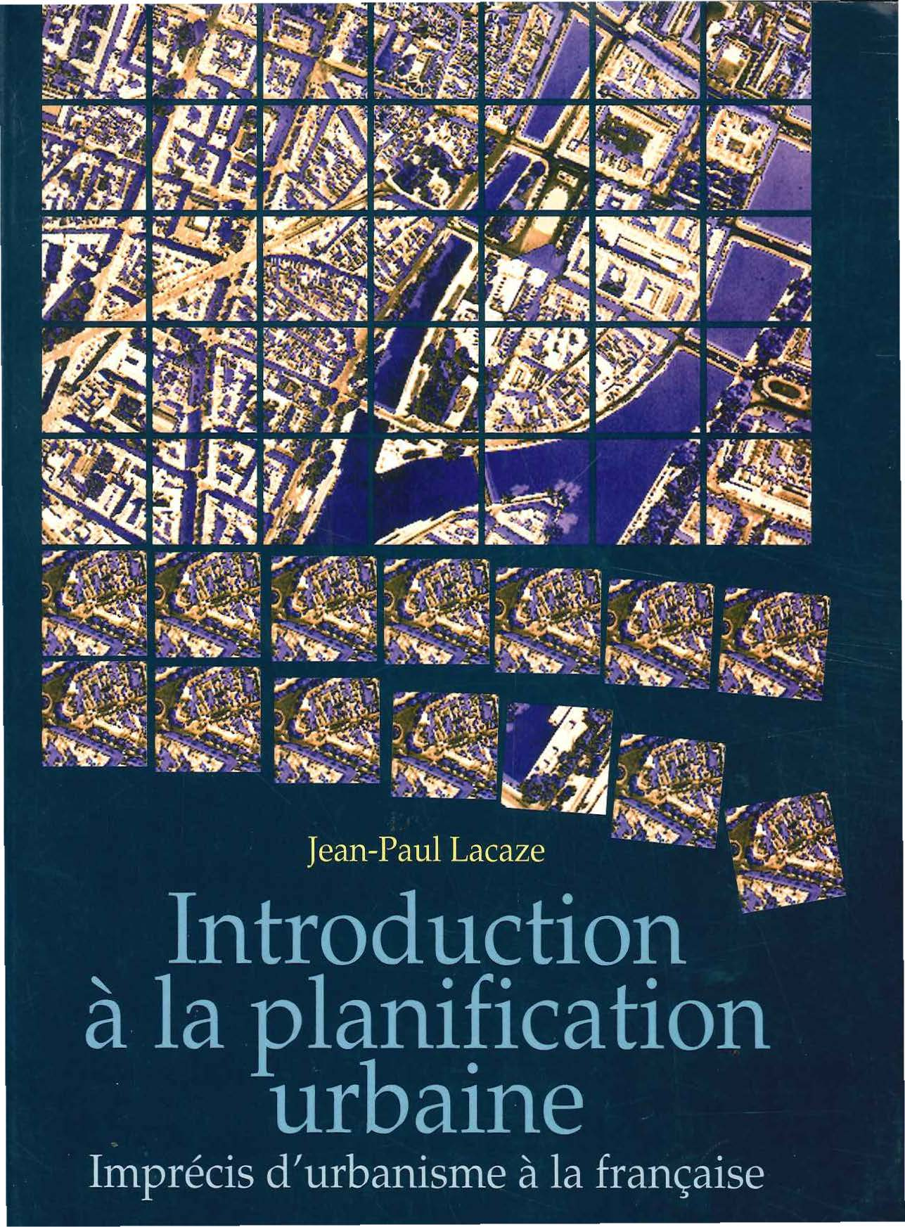 Introduction à la planification urbaine