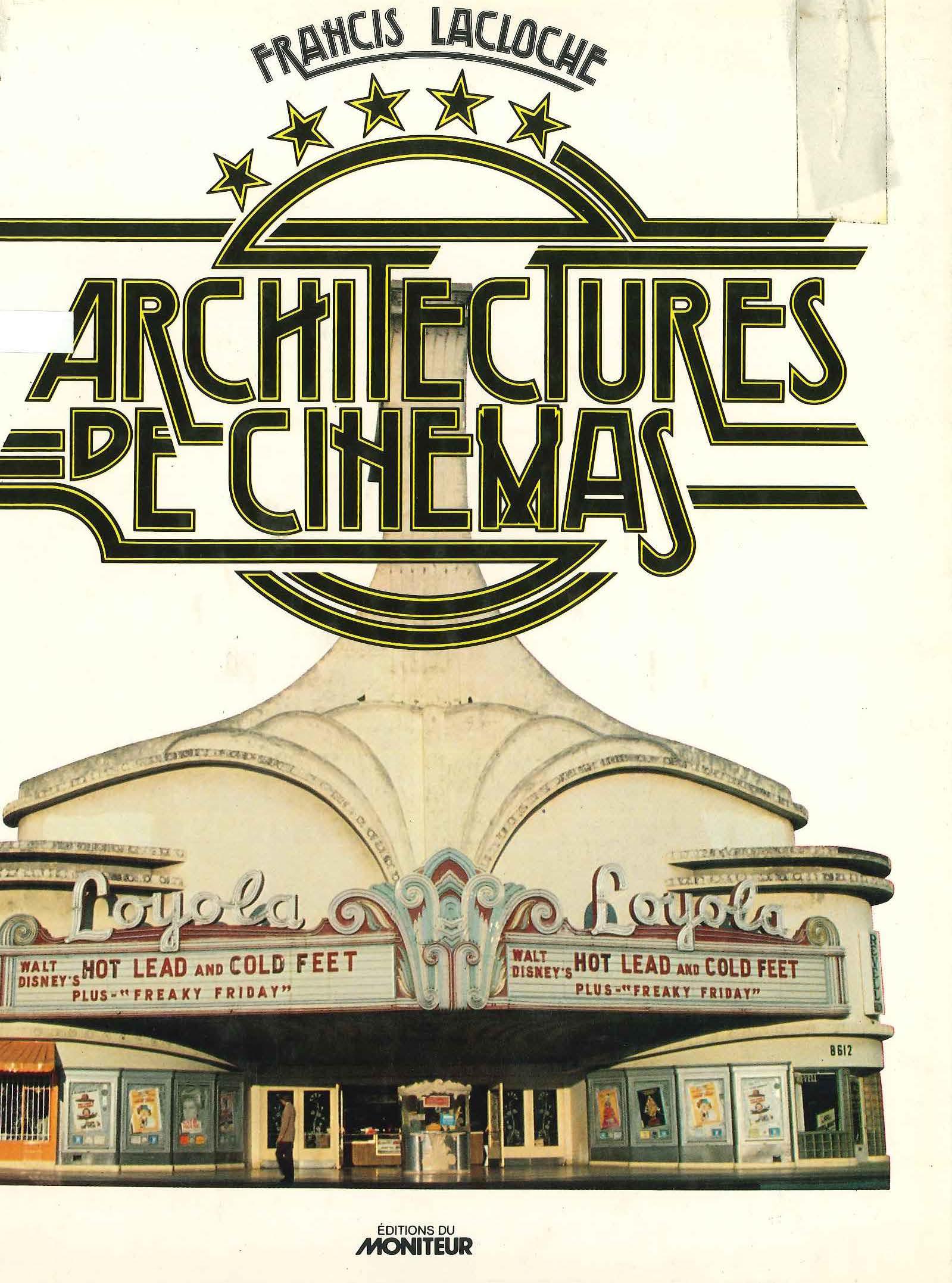 Architectures de cinémas
