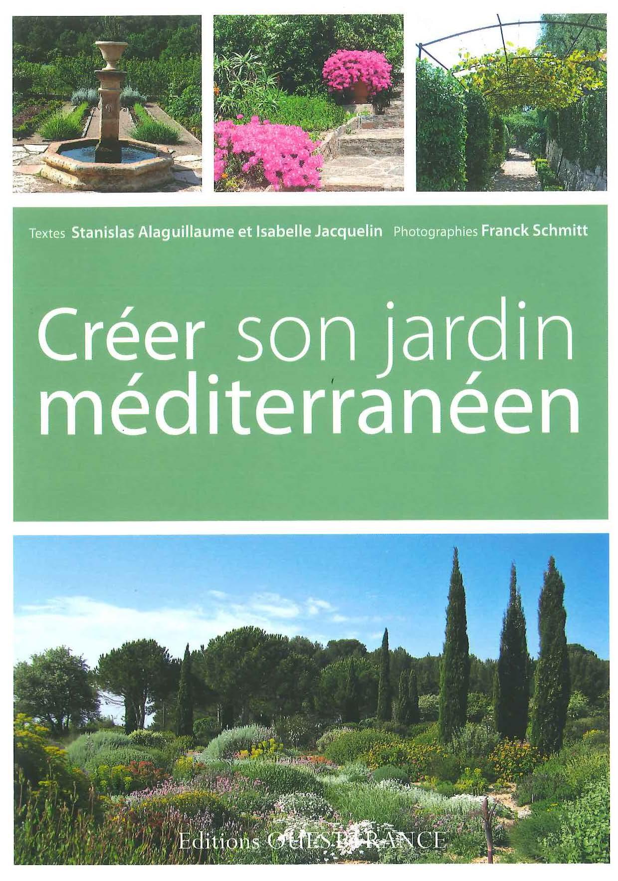 Créer son jardin méditerranéen