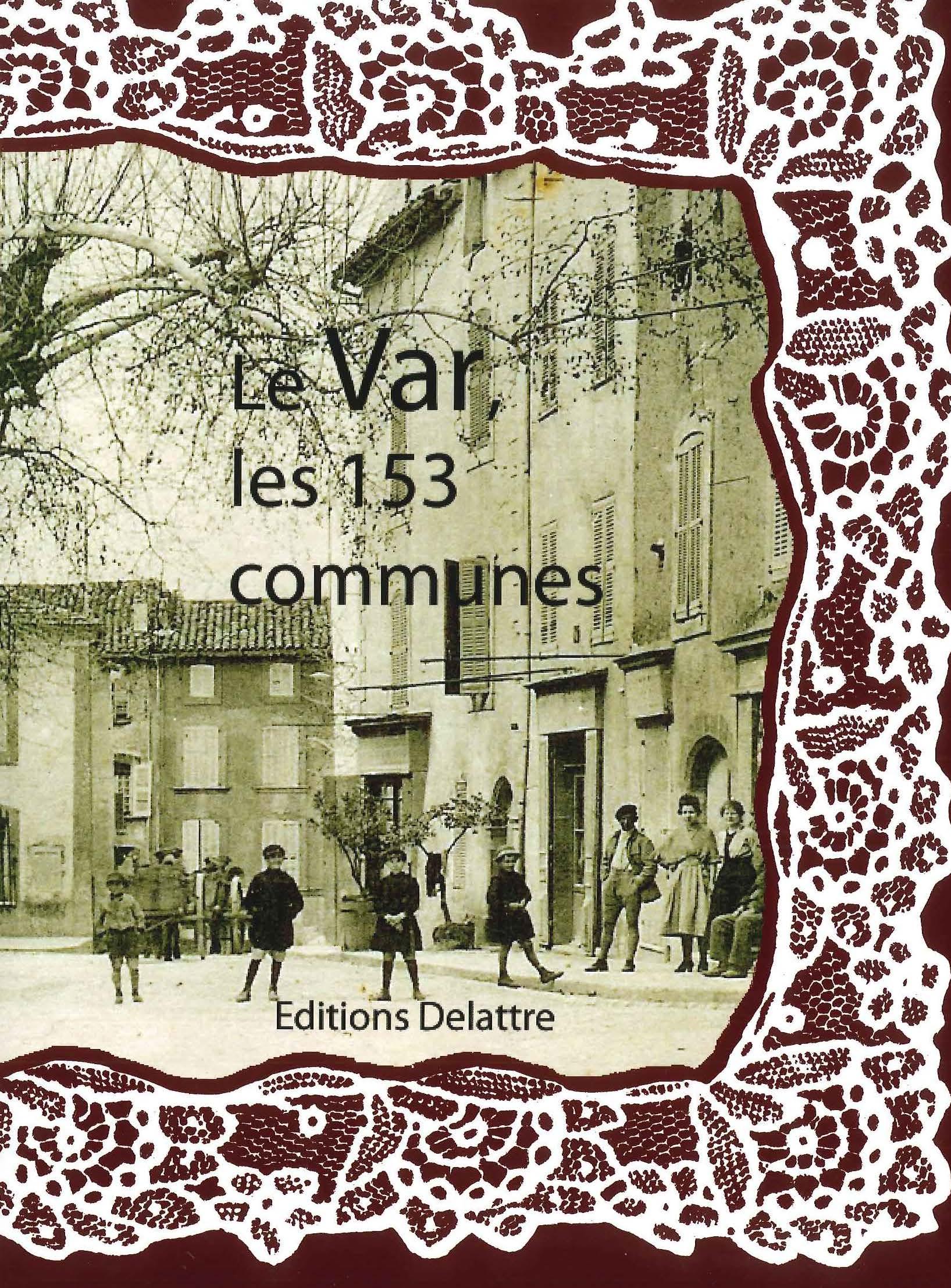 Le Var les 153 communes