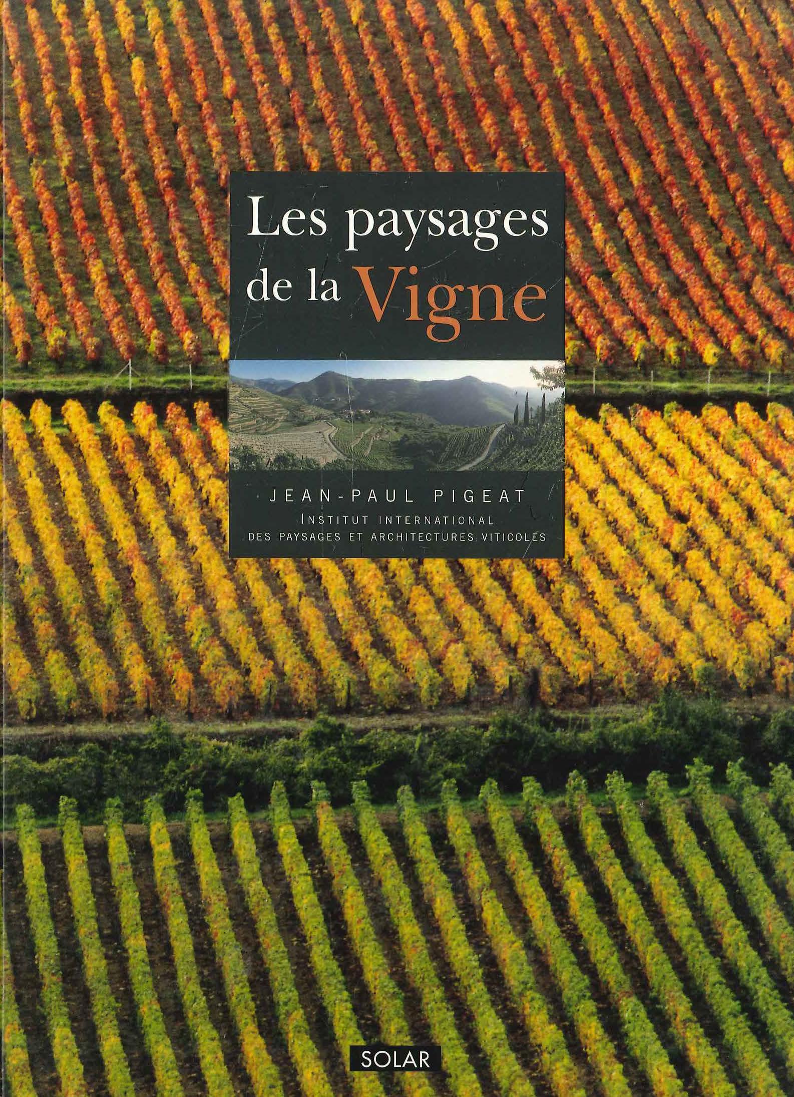 Les paysages de la vigne
