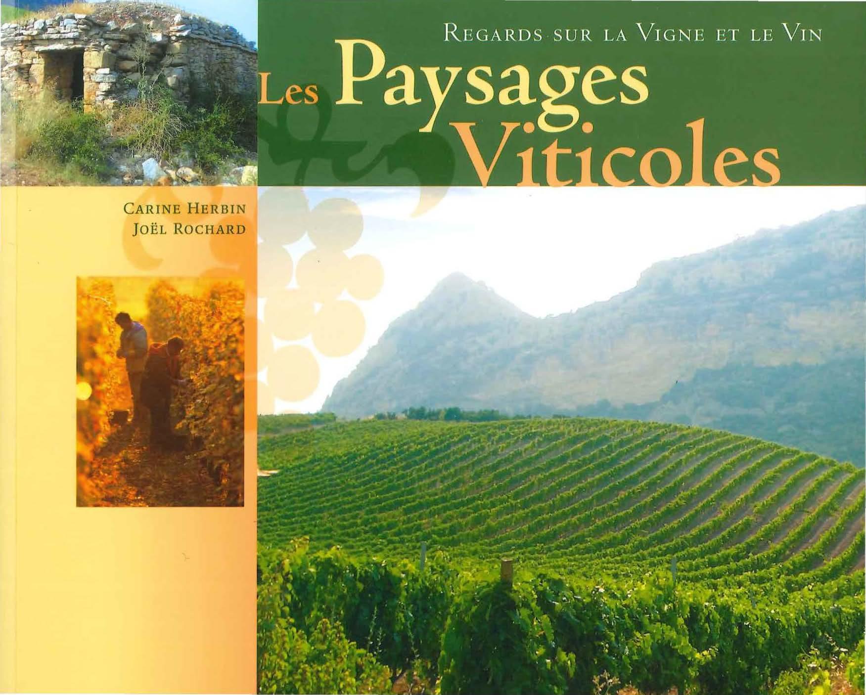 Les paysages viticoles