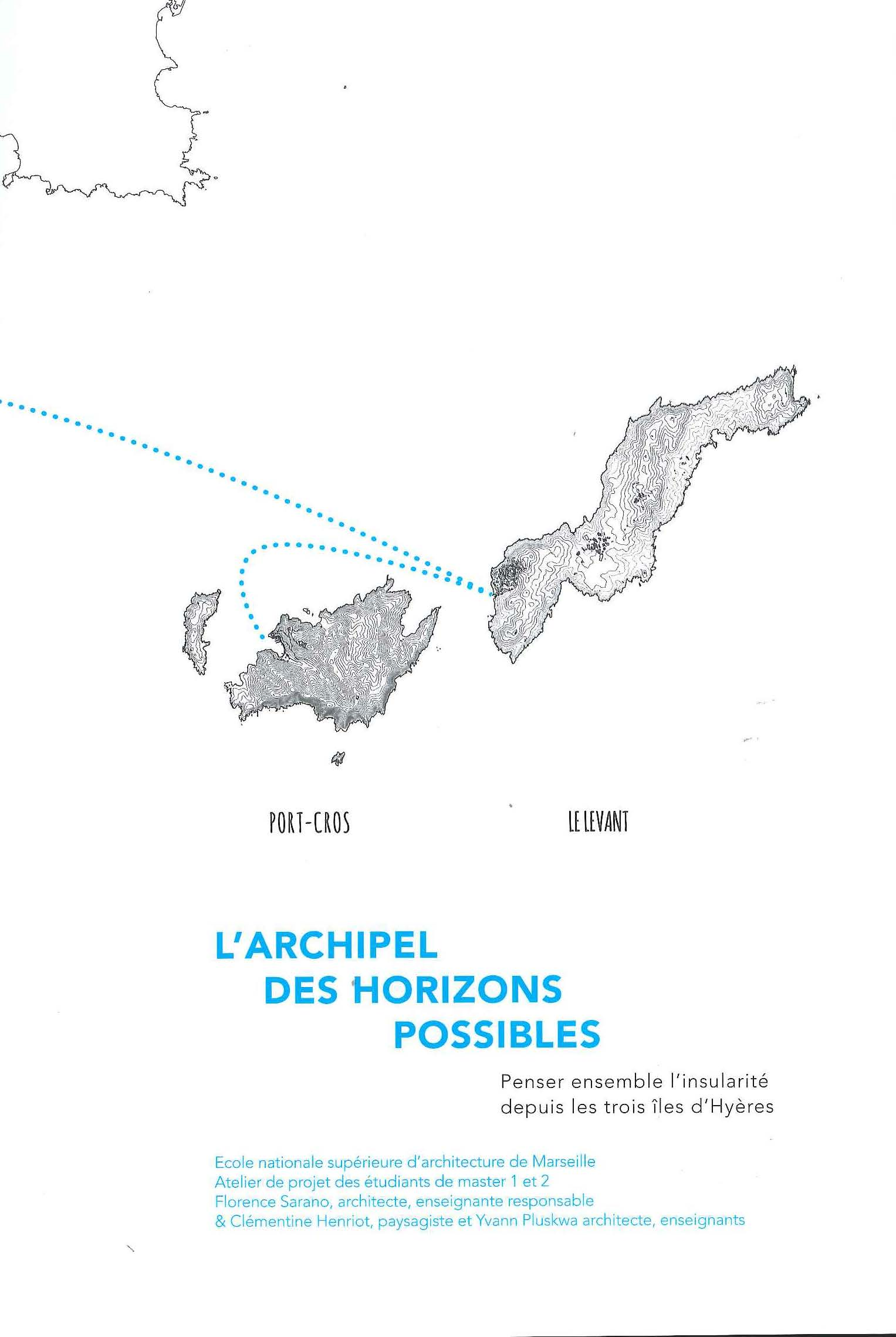 l'archipel des horizons possibles