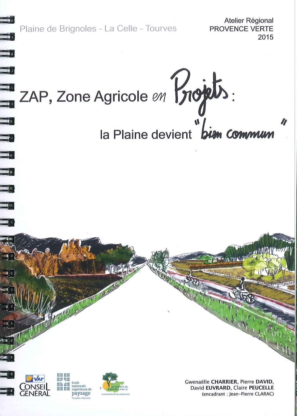 ZAP, Zone Agricole en Projets