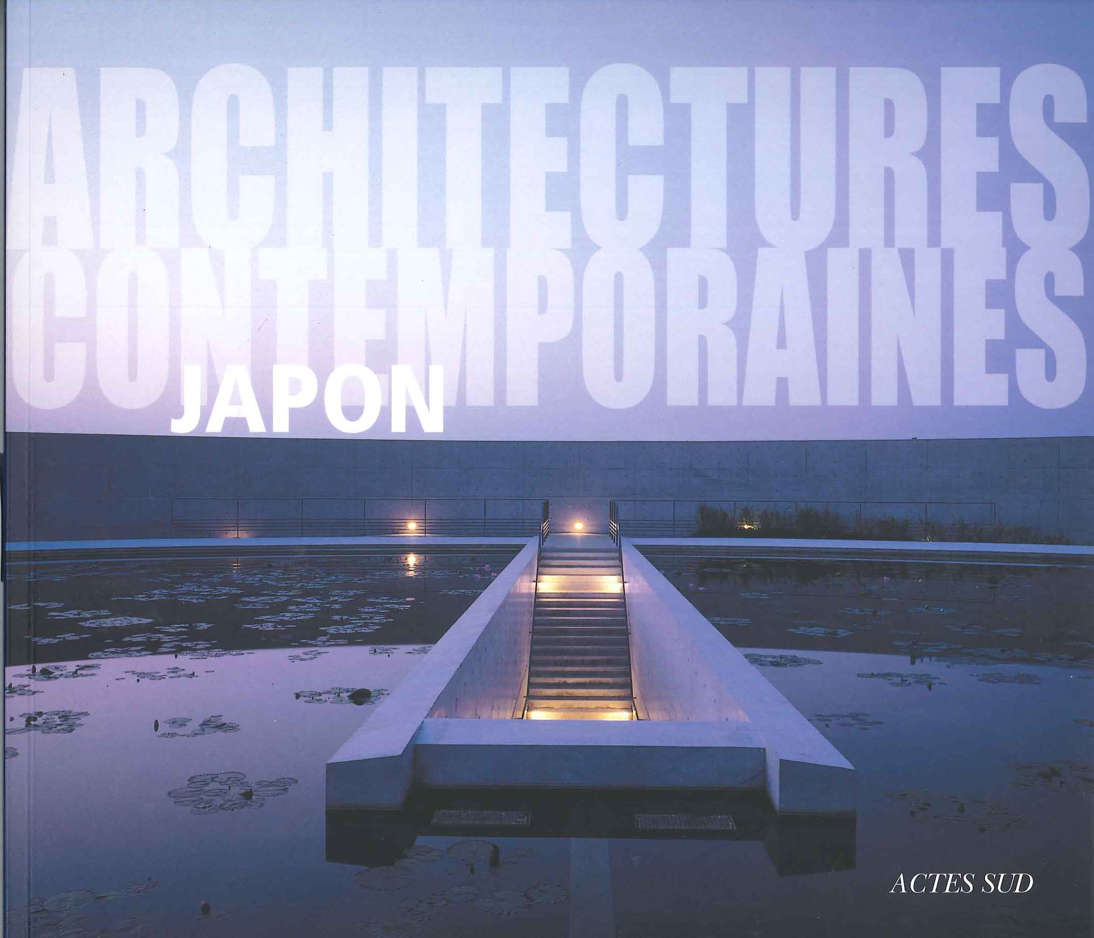 Architectures contemporaines -JAPON