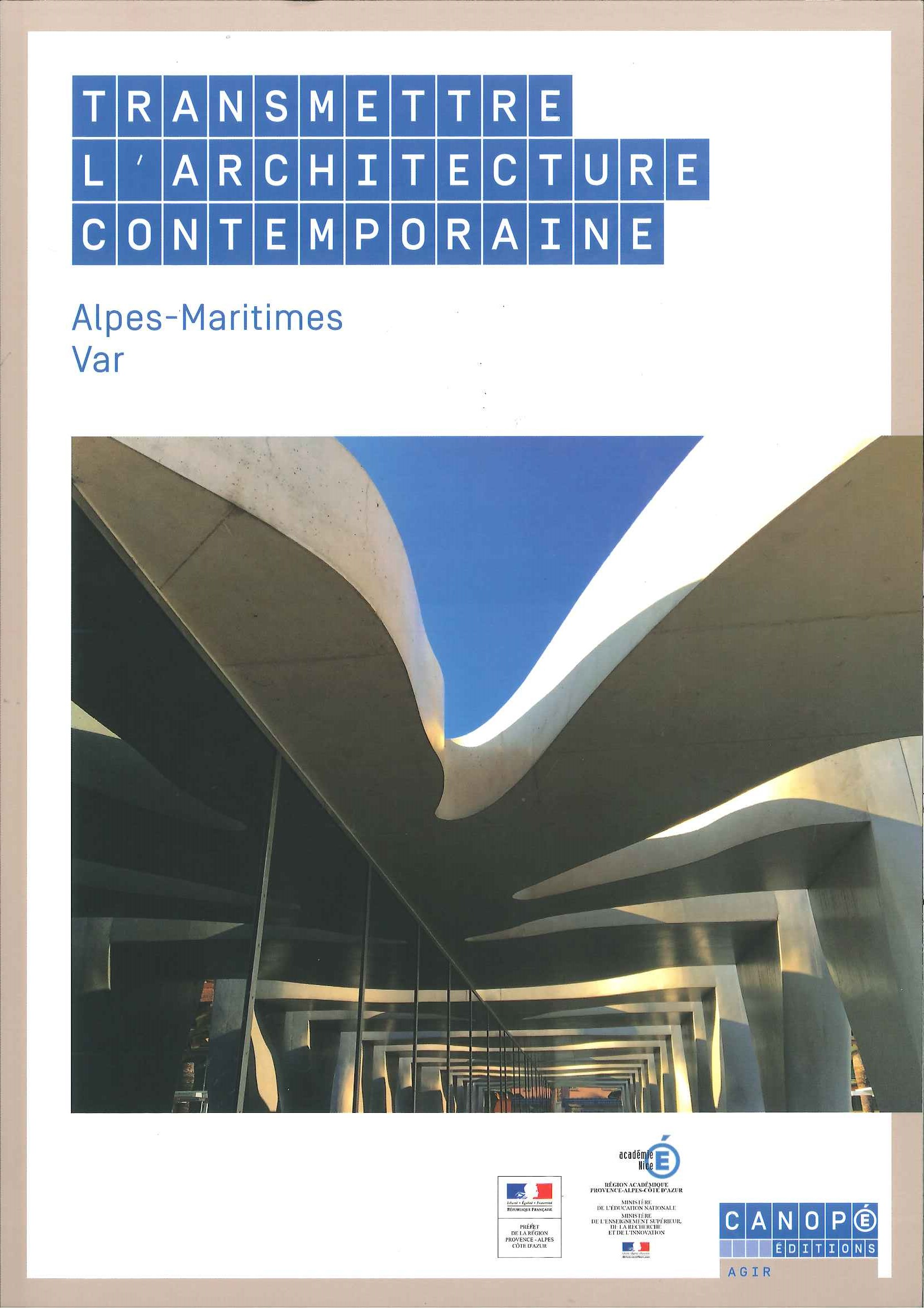 Transmettre l'architecture contemporaine