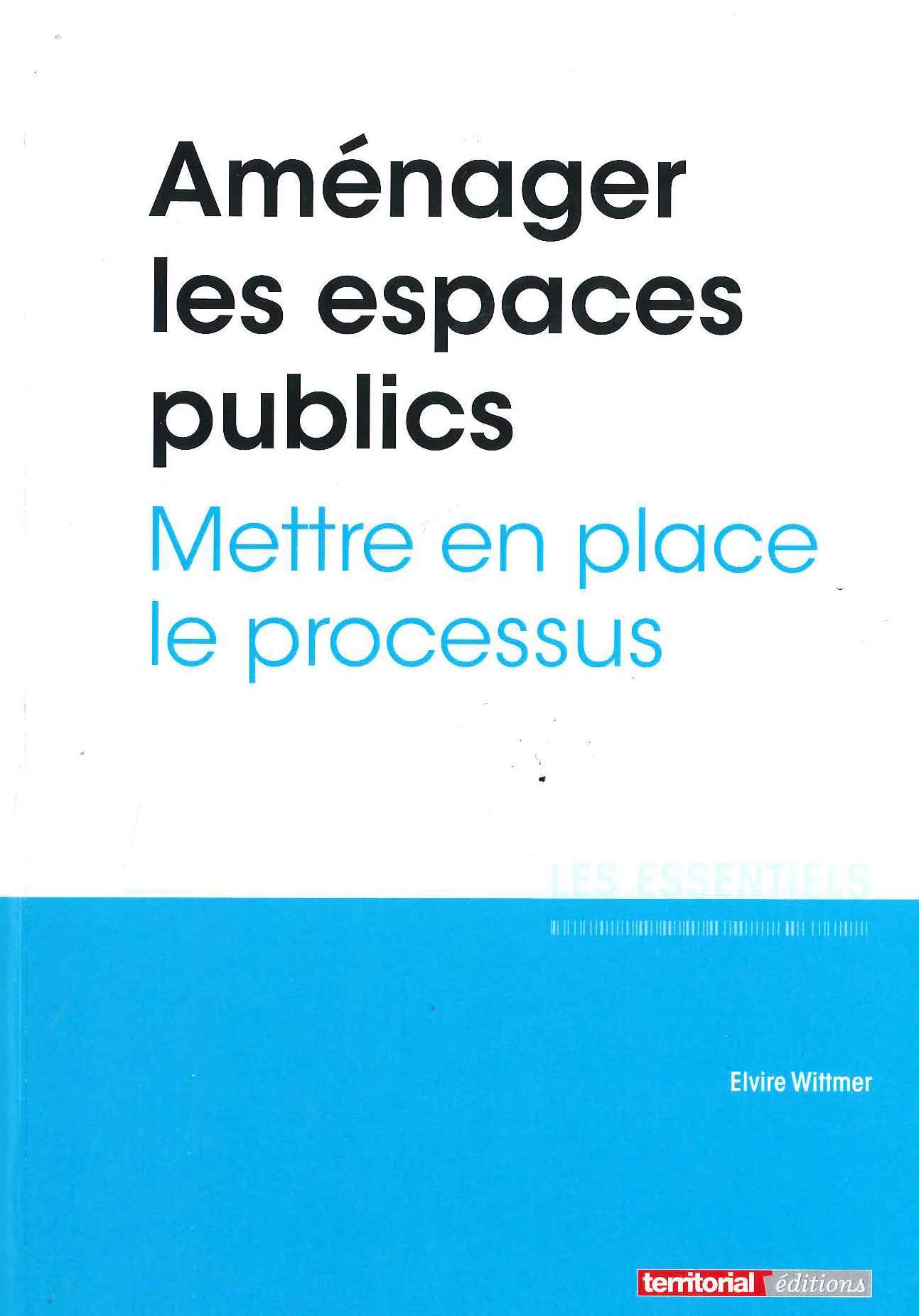 Aménager les espaces publics