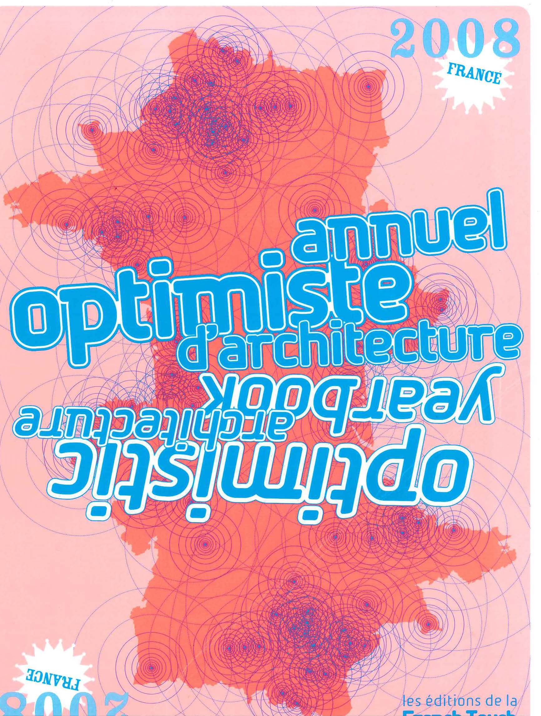 Annuel optimiste d'architecture